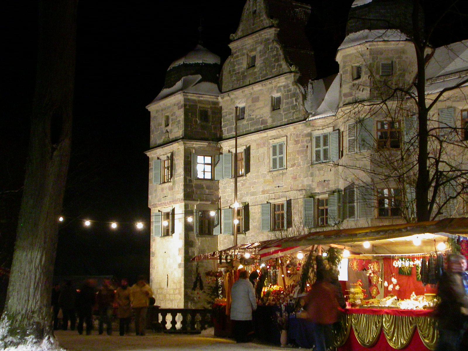 Weihnachtsmarkt in Mitwitz
